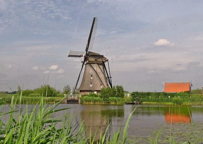 New in the Netherlands