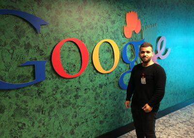 GOOGLE networking day