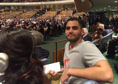 United Nations Refugee Summit – New York City