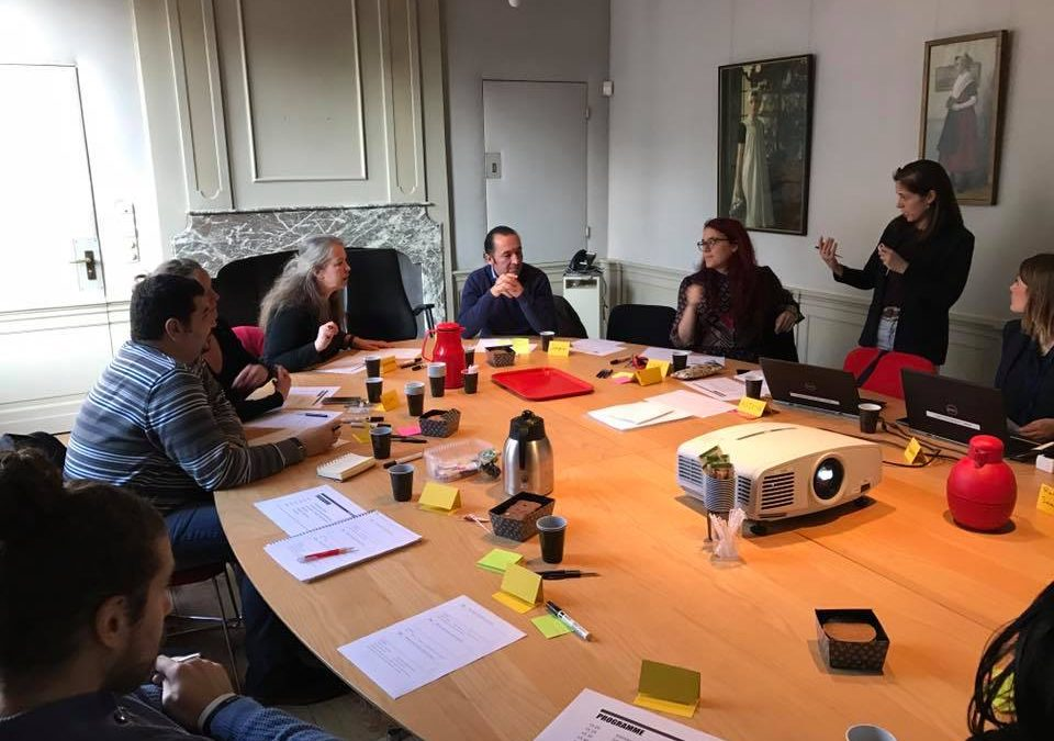 Amsterdam Museum Expert Meeting (CLOSED)